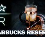 Starbucks Reserve
