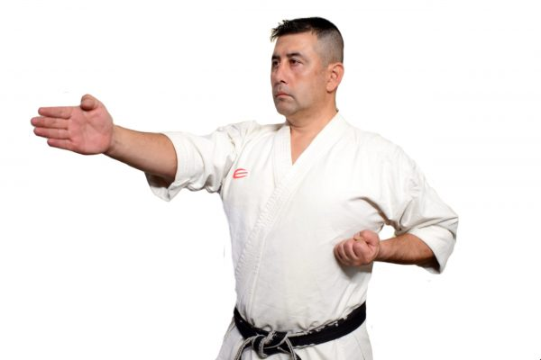 Nukite in Karate