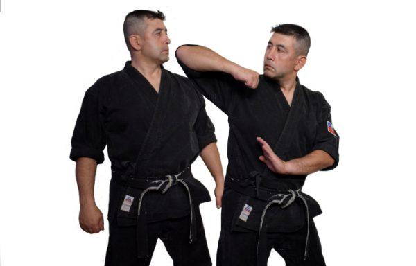 Obscure Elbow Strike