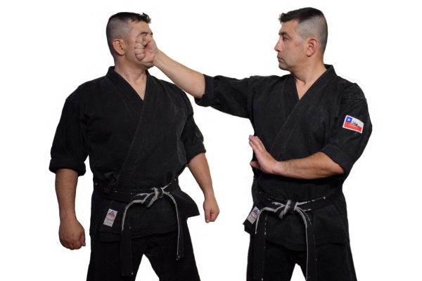Outward Back Knuckle Strike