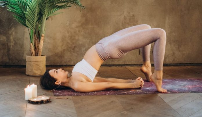 The Bridge Pose in Yoga