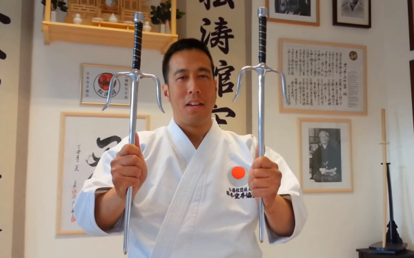 Karate Traditional Weapons