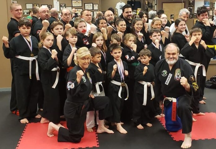 C C Isshinryu Karate Dojo Picture