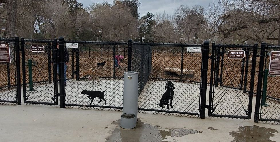 Santee Mast Park Dog Park