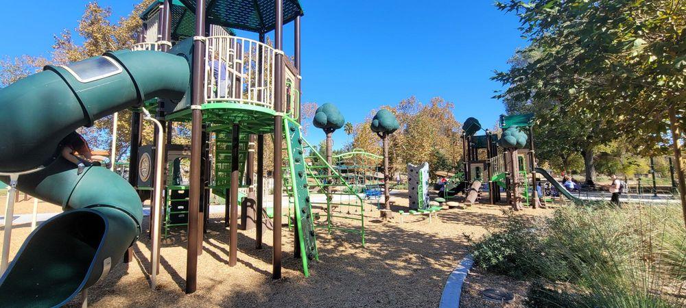 Santee Mast Park Playground Area