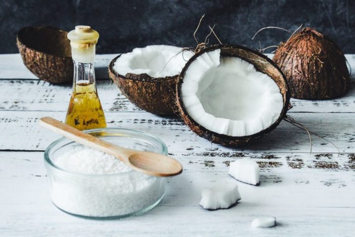 Coconut Oil Breast Massage