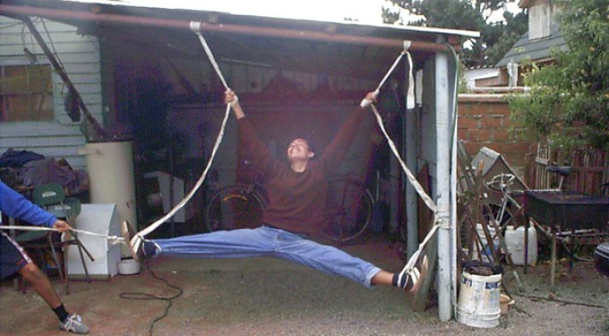 DO NOT TRY THIS AT YOUR HOME PLEASE