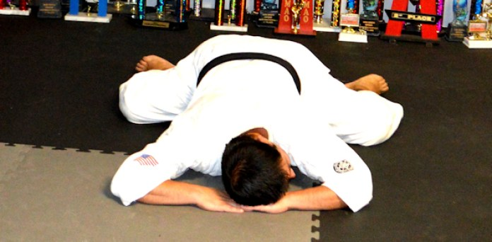 Stretching and elongation of abductors