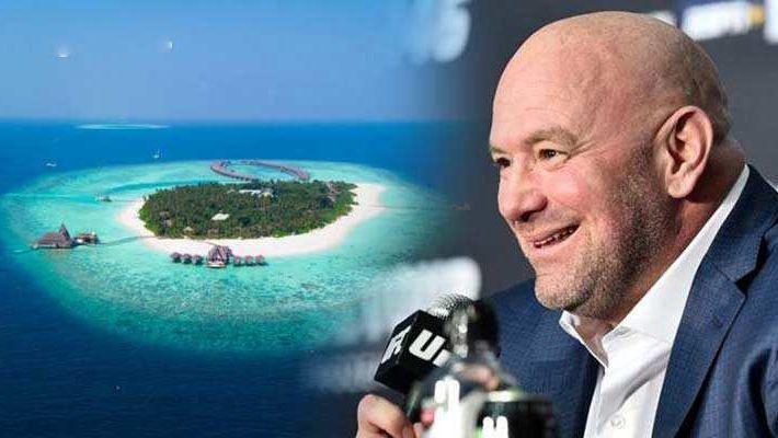 Fight Island UFC opens in June