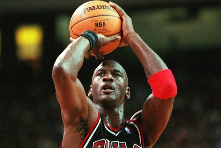 Michael Jordan was the only player on the DREAM team, who studied his opponents ' play
