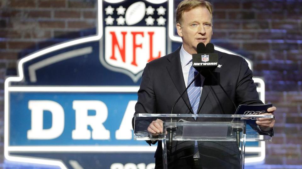 NFL 2020 project schedule