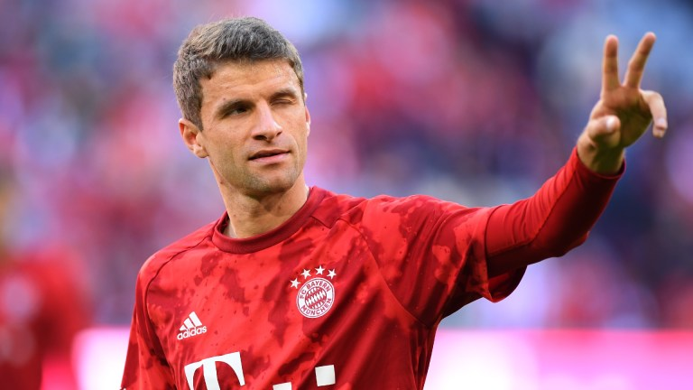 """""""Bayern"""" announces extension of contract with Thomas Müller."""