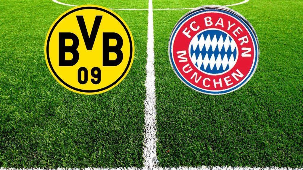 Borussia Dortmund vs Bayern Munich 26 May 2020