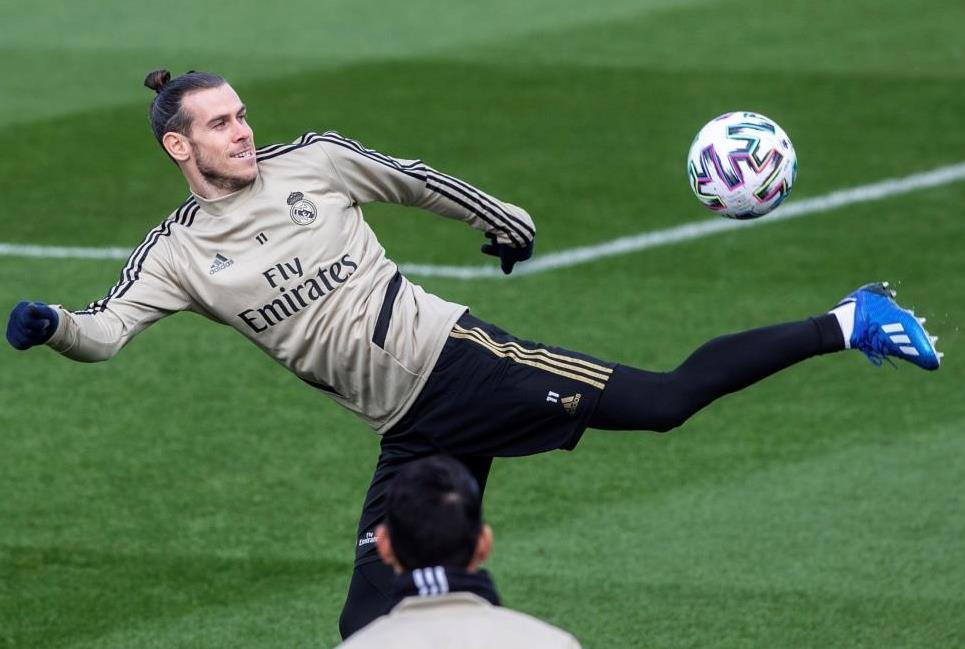 Agent Bale Gareth is happy at Real Madrid. He wants to support himself for life.