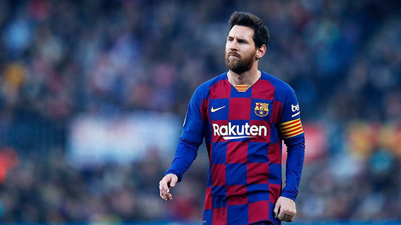 Messi may miss the first match of Barcelona after a pause