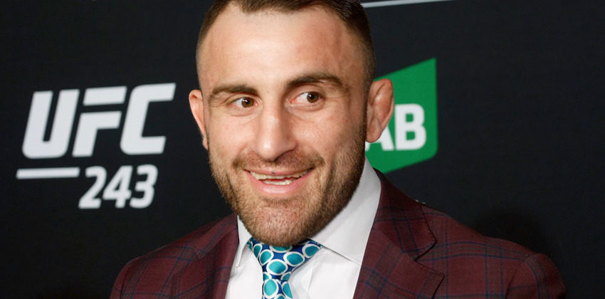 Volkanovsky promises to knock out Holloway in revenge