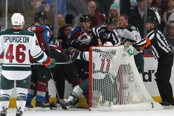 Colorado Avalanche vs Minnesota Wild Jul.29, 2020 NHL 19-20 Exhibition Game Match review