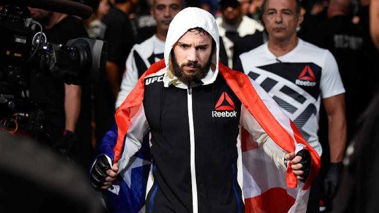Jimmy Rivera said that Frankie Edgar refused to go with him into the octagon