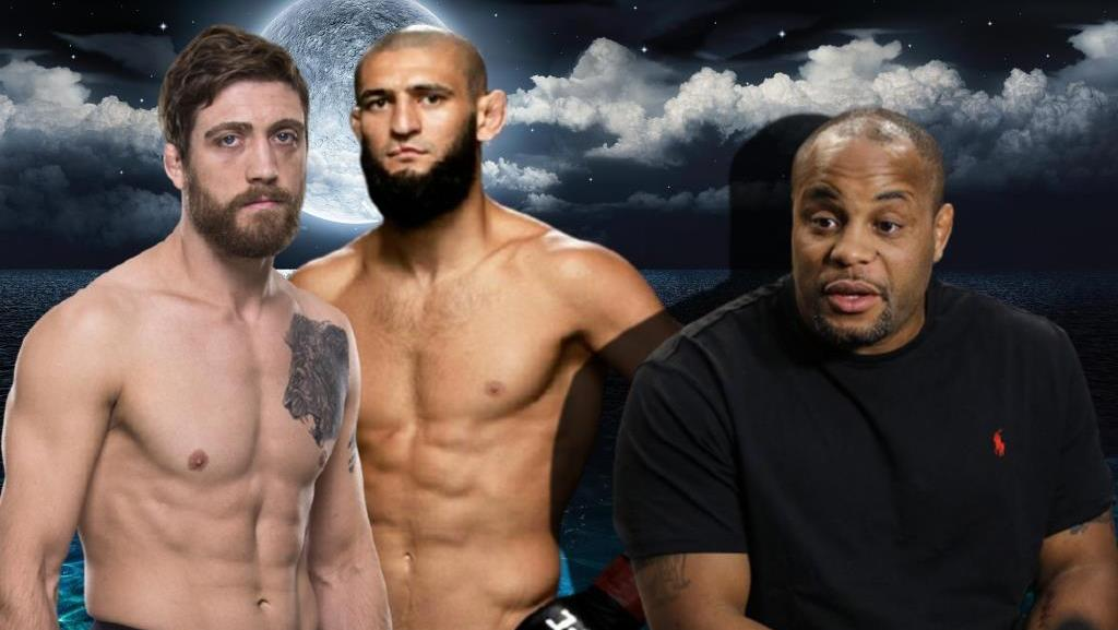 Daniel Cormier gave advice to the opponent of Khamzat Chimaev