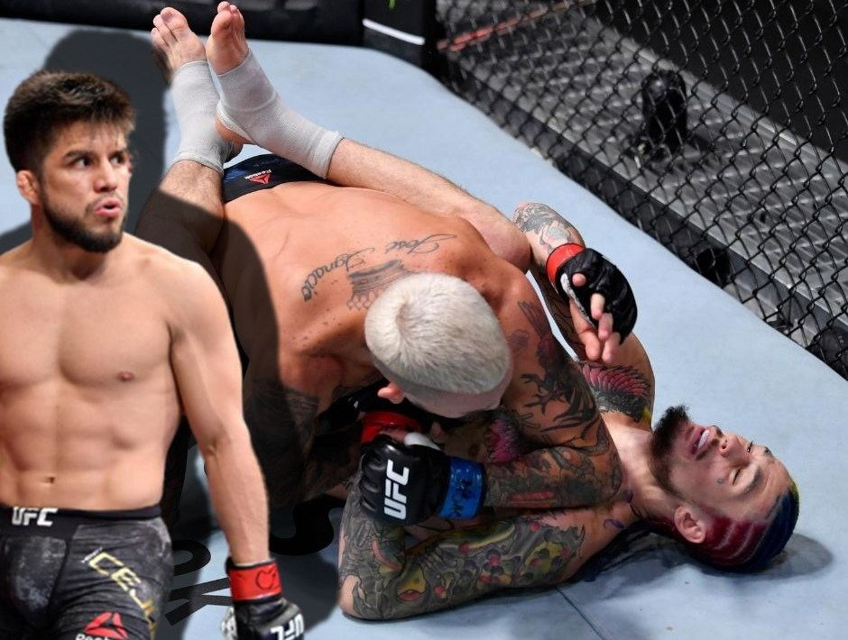 Henry Cejudo shares his advice to Marlon Vera against Sean O'Malley