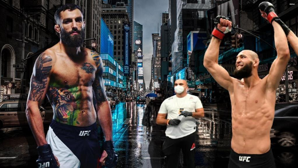 Michael Chiesa explained why no one wants to fight Khamzat Chimaev