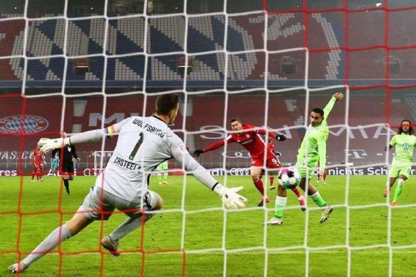 Bayern Munich vs Wolfsburg Highlights GERMANY Bundesliga - Round 12