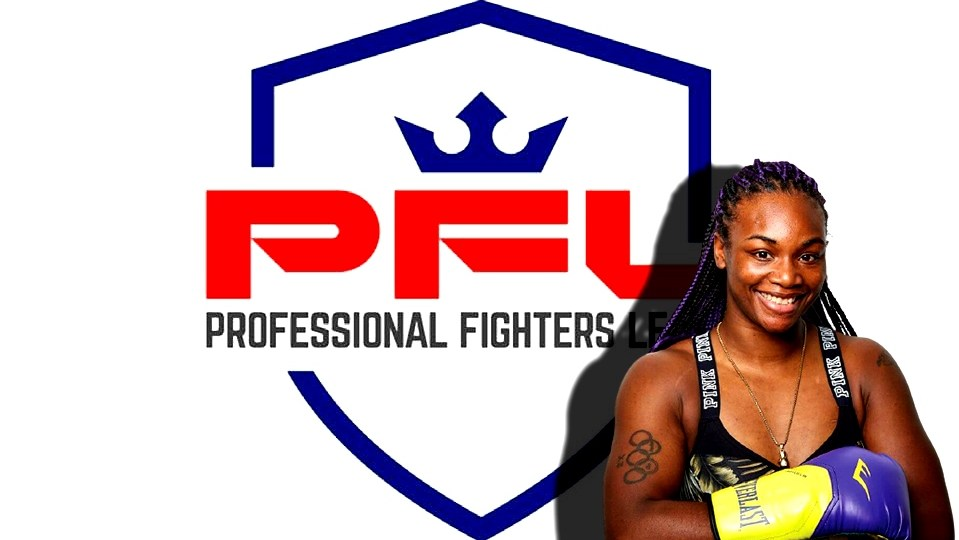 Claressa Shields, the undisputed world boxing champion, moves to MMA.