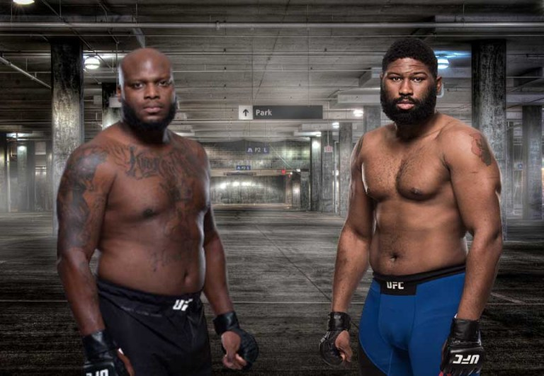 Curtis Blaydes has announced a new date for the fight with Derrick Lewis.
