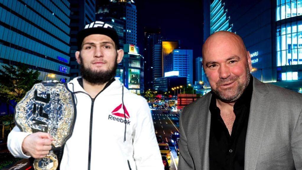 Dana White I have a little confidence that I will persuade Khabib to return