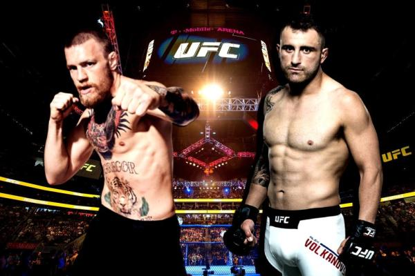 Alexander Volkanovski wants to move up lightweight for a fight with Conor McGregor