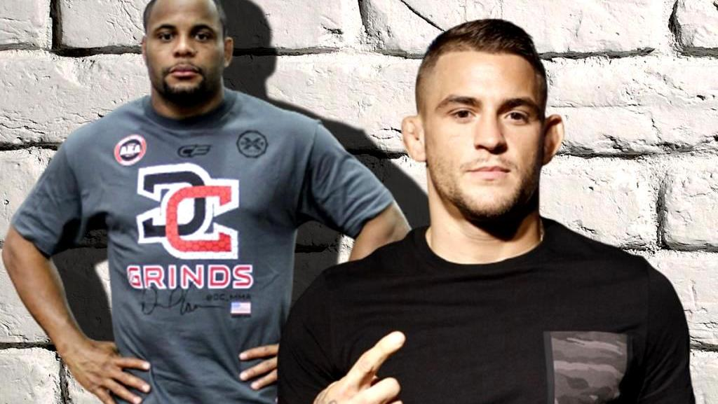 Daniel Cormier gave advice to Poirier ahead of his rematch with McGregor.