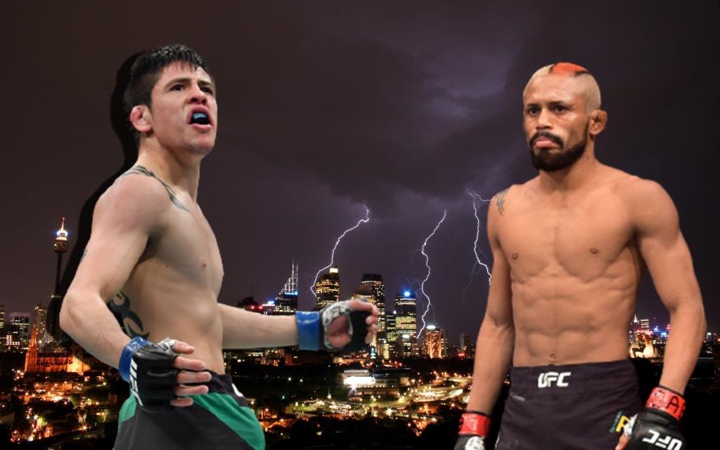 Deiveson Figueiredo promise to destroy Brandon Moreno in rematch