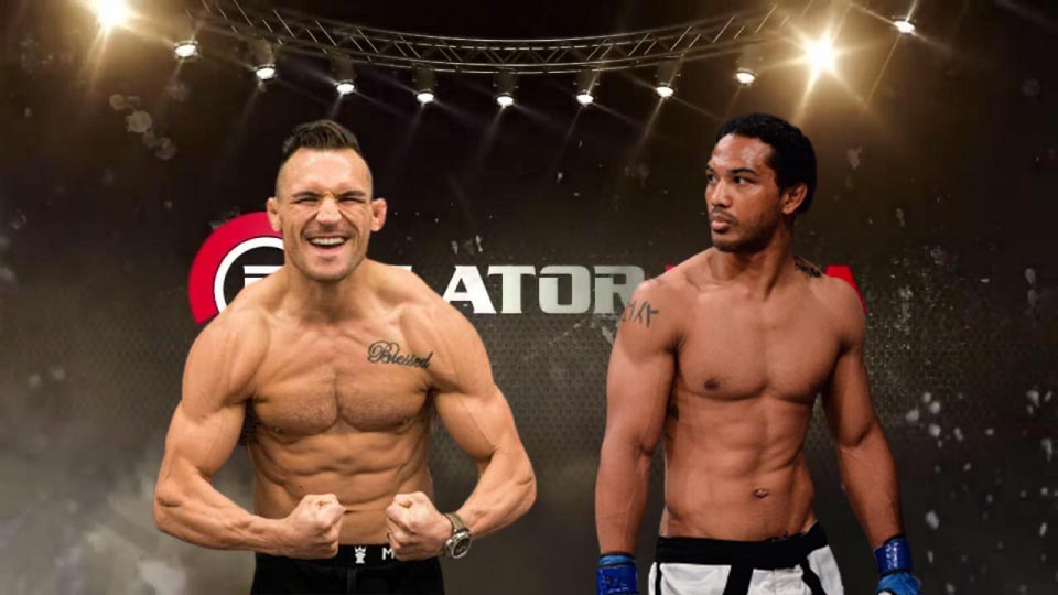 Fight Video Michael Chandler vs. Benson Henderson Bellator 243