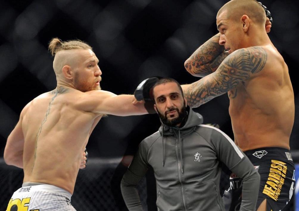 Firas Zahabi shared the prediction for the fight Conor McGregor vs