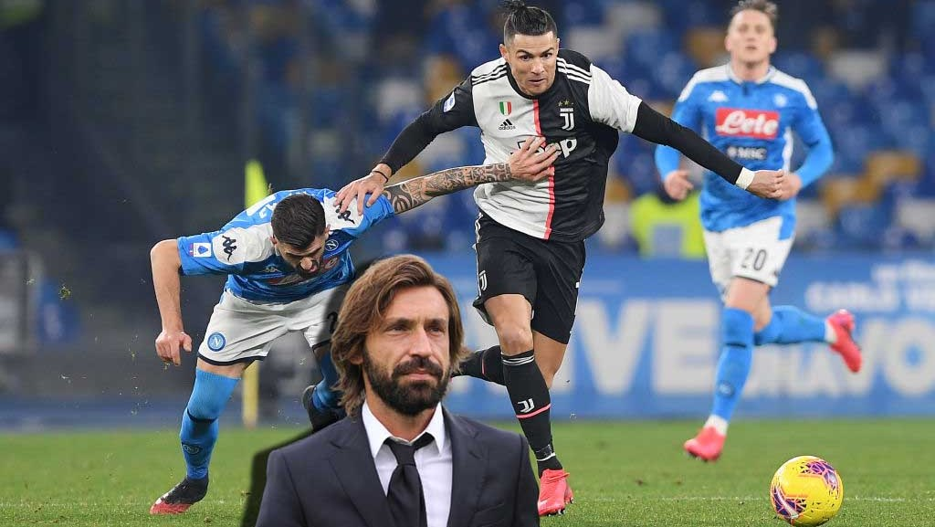 Juventus head coach Andrea Pirlo shared his thoughts on the final meeting with Napoli in the Italian Super Cup.