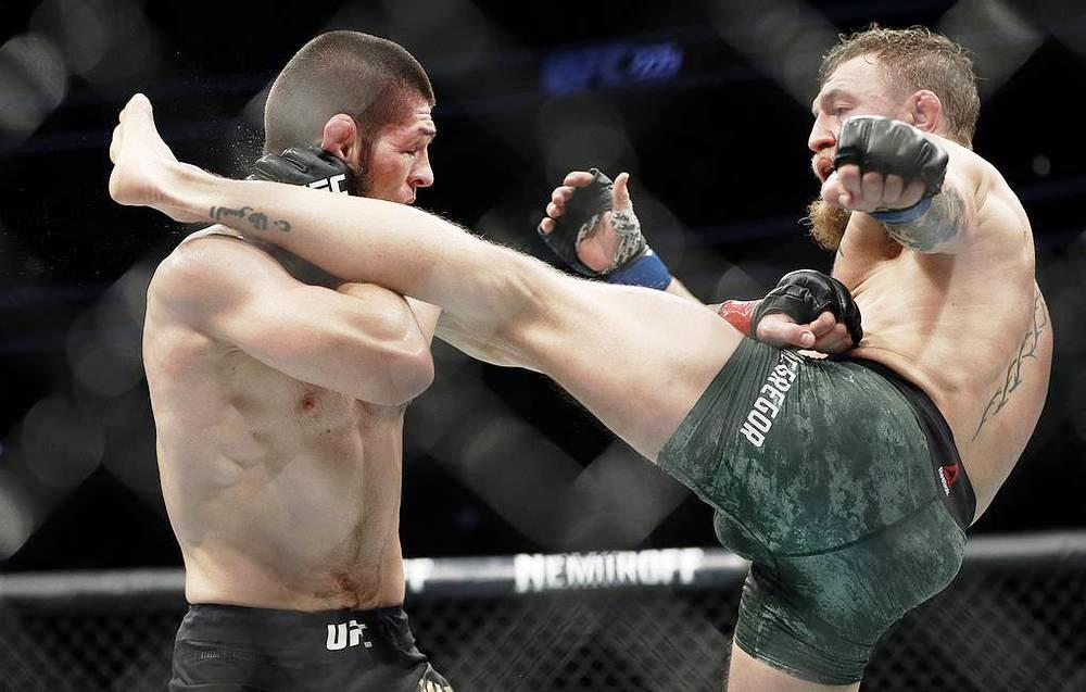 Khabib Nurmagomedov called his mistake in the fight with McGregor