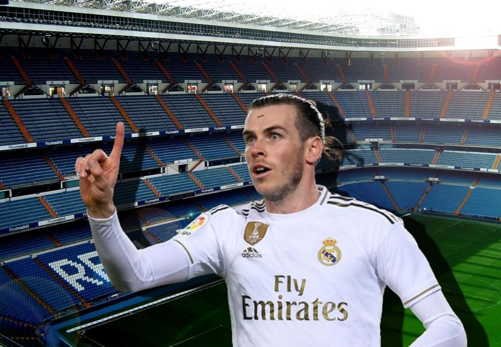 Real Madrid plans to give Gareth Bale another chance