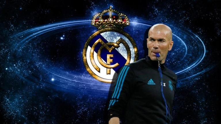 Real Madrid will decide on Zidane's future at the end of the season