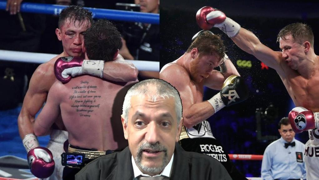 Russ Anber shared his thoughts on the Alvarez vs. Golovkin trilogy.