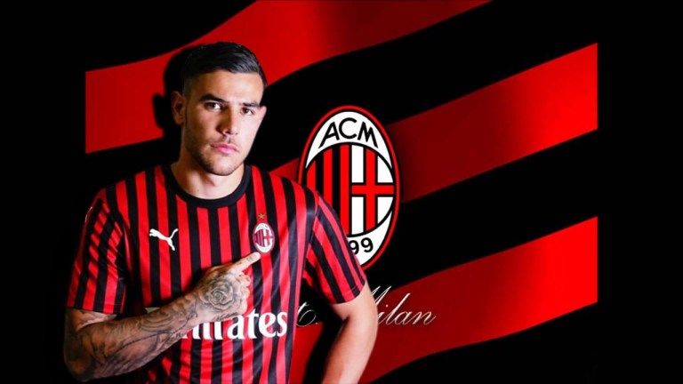 Theo Hernandez is the best player in Serie A in December according to footballers