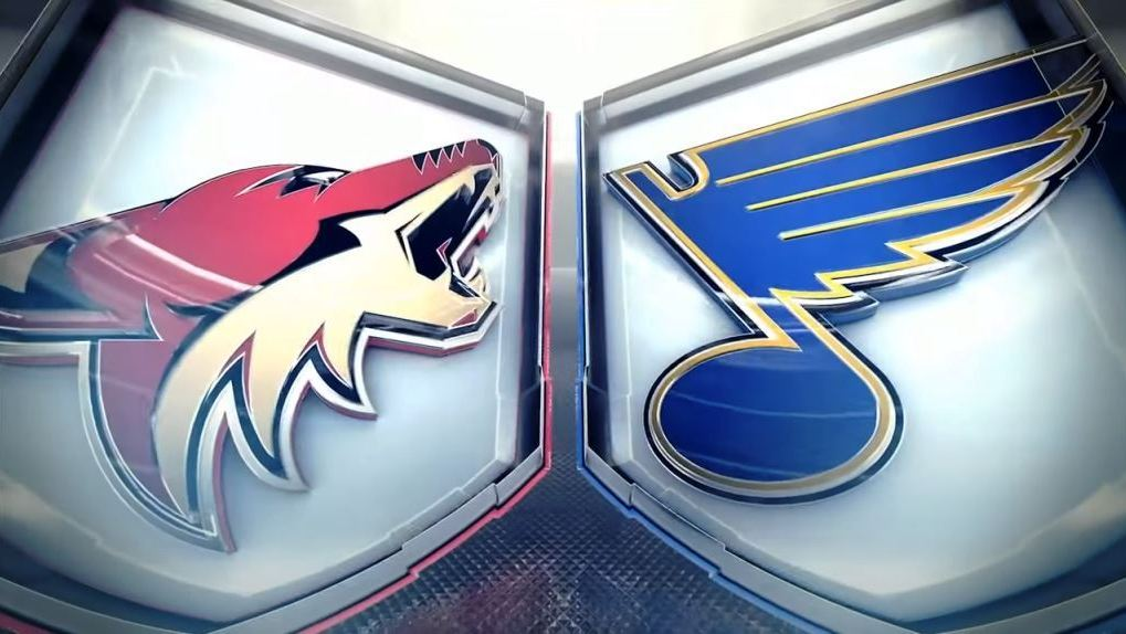 Coyotes vs. Blues NHL Game Highlights 05.02.2021