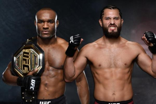 Jorge Masvidal answered Kamaru Usman about his challenge.