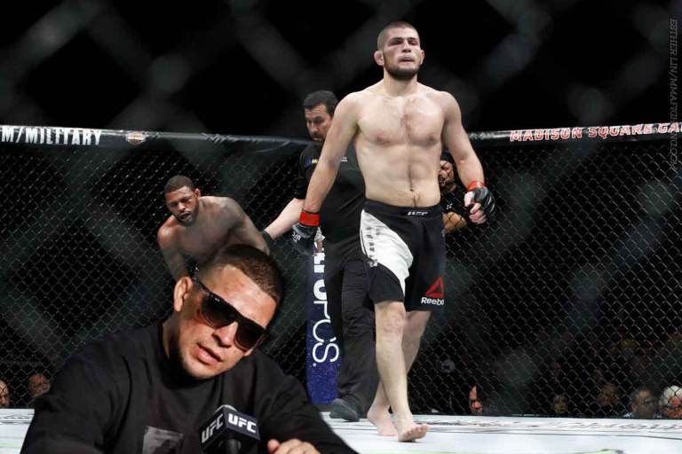 Nate Diaz told why he did not accept the fight with Khabib seven years ago.