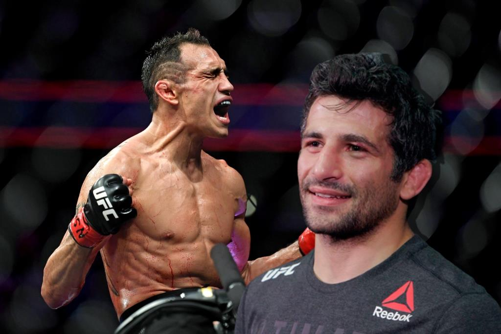 Beneil Dariush expects to see the best version of Tony Ferguson at UFC 262.