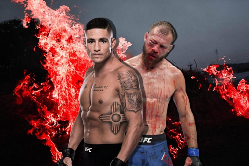 Diego Sanchez spoke aggressively about a future fight with Donald Cerrone.