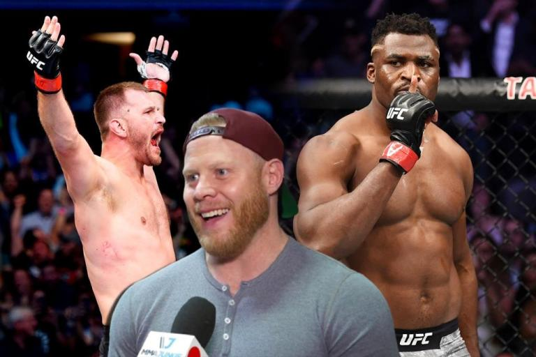 Francis Ngannou's coach claims that his ward will devote a lot of time to the wrestling, during the rematch with Stipe Miocic