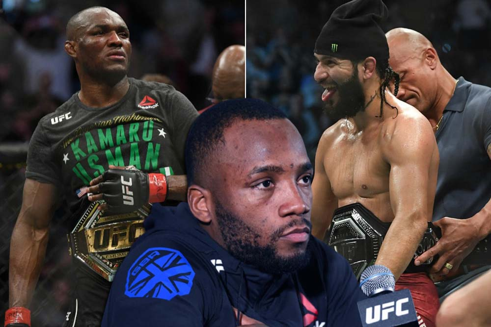 Leon Edwards shared his views on the rematch between Kamaru Usman and Jorge Masvidal at UFC 261.