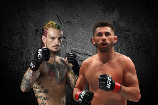 Sean O'Malley is ready to fight Dominick Cruz in the co-main event of the McGregor-Poirier trilogy.
