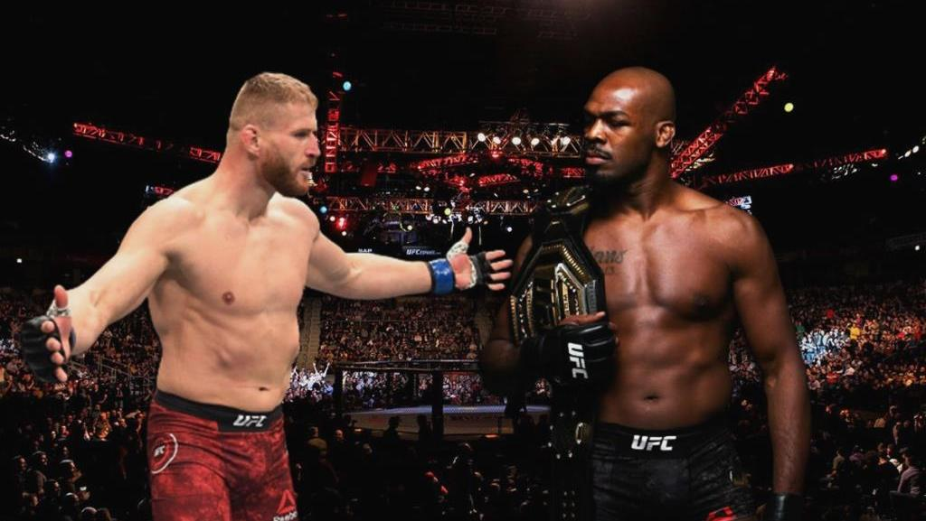 Jan Blachowicz shared his thoughts on the fight with Jon Jones.