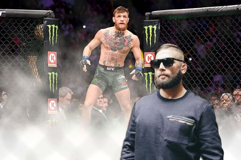 Jeremy Stephens named an unusual way to defeat Conor McGregor